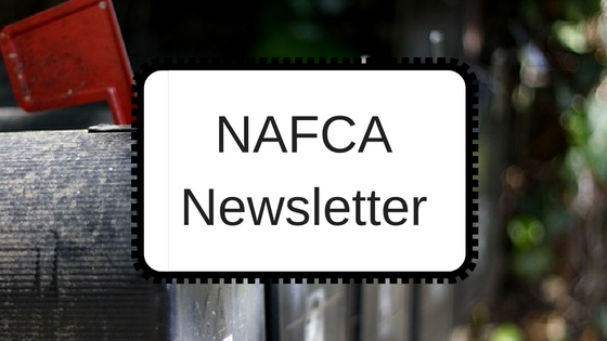 Subscribe to the NAFCA Newsletter