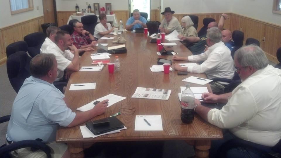 NAFCA Board Meeting