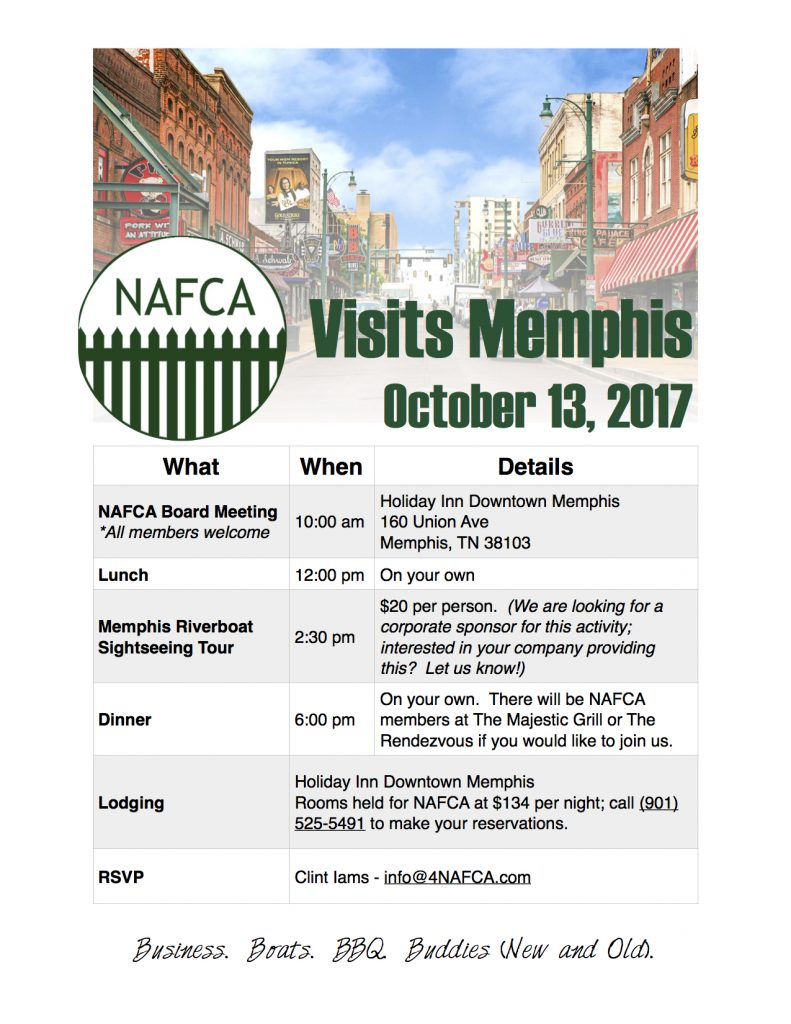 NAFCA Oct 2017 Meeting Flyer COPY